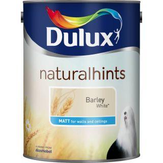 Dulux Barley White- Matt- 5L