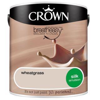 CROWN SILK EMULSION - WHEATGRASS 5L