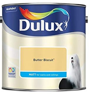 Dulux Butter Biscuit- Matt 2.5L