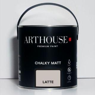 Chalky Matt Paint 2.5l - Latte 1216