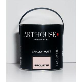 Chalky Matt Paint 2.5l - Pirouette 1214