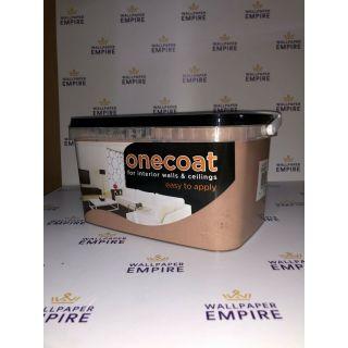One Coat Matt Emulsion - Cookie Dough 5L