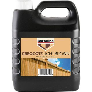 Bartoline Creocote - Light Brown 4L