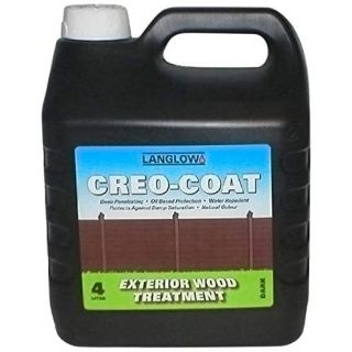 JTF Warehouse Langlow Creo-Coat - Dark Brown 4L