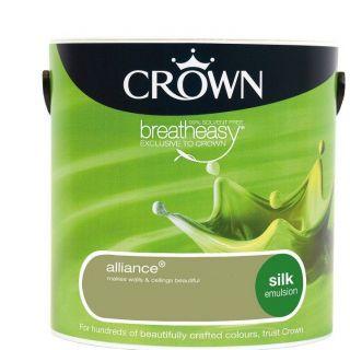 Crown Silk Emulsion - Alliance 2.5L