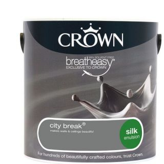 CROWN SILK EMULSION - CITY BREAK 2.5L
