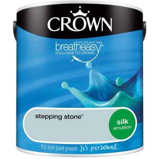 CROWN SILK EMULSION - STEPPING STONE 2.5L
