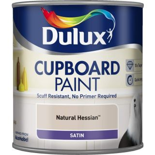 Dulux Retail Cupboard Paint - Natural Hessian 600ml