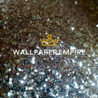 Gold Glitter 15CM Border (Self Adhesive)