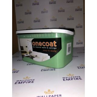 One Coat Matt Emulsion - Green 5L