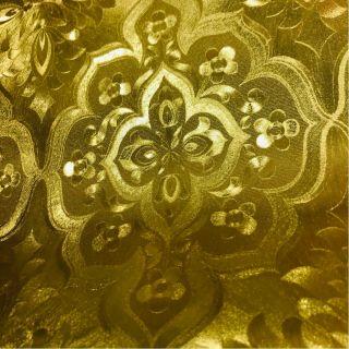 Wallpaper Empire Metallic Gold Damask Wallpaper