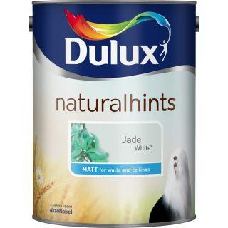 Dulux Jade White- Matt- 5L