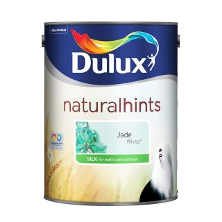 Dulux Jade White- Silk 5L