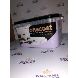 One Coat Matt Emulsion - Lilac 5L