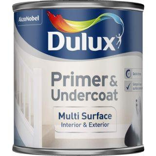Dulux Primer & Undercoat for Multi Surfaces 250ML
