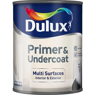 Dulux Primer & Undercoat for Multi Surfaces 750ML