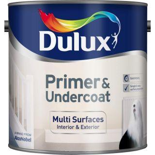 Dulux Quick Dry Multi Surface Primer Undercoat 2.5L