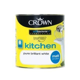 Crown Retail Kitchen - Pure Brilliant White 1 L