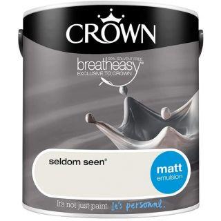 CROWN MATT EMULSION - SELDOM SEEN 2.5L