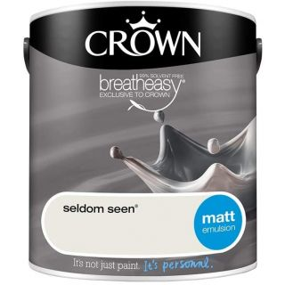CROWN MATT EMULSION - SELDOM SEEN 5L