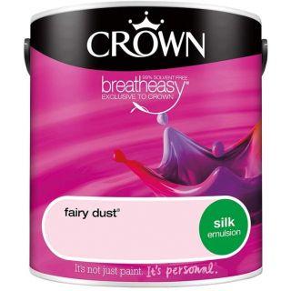 CROWN SILK EMULSION - FAIRY DUST 2.5L