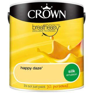 CROWN SILK EMULSION - HAPPY DAZE 2.5L