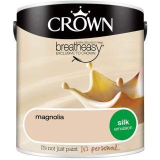 CROWN SILK EMULSION - MAGNOLIA 2.5L