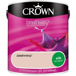 CROWN SILK EMULSION - PASHMINA 2.5L