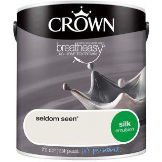 CROWN SILK EMULSION - SELDOM SEEN 2.5L