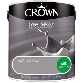 CROWN SILK EMULSION - SOFT SHADOW 2.5L