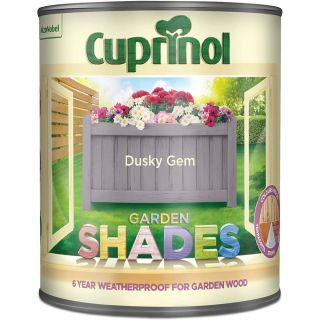 Cuprinol Garden Shades Paint - Dusky Gem 1L