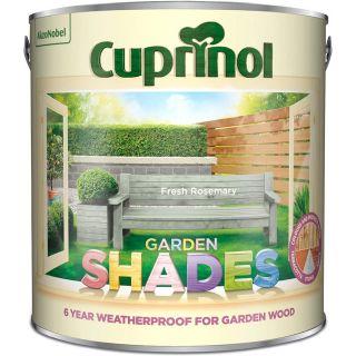 Cuprinol Garden Shades Paint - Fresh Rosemary 2.5L