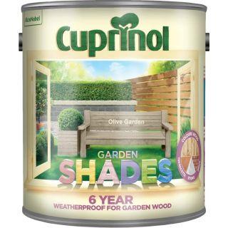 Cuprinol Garden Shades - Olive Garden 2.5L