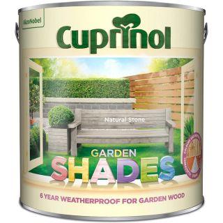 Cuprinol Garden Shades - Natural Stone 2.5L