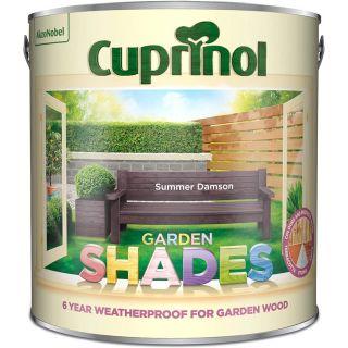 Cuprinol Garden Shades - Summer Damson 2.5L