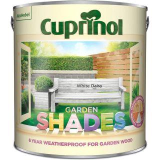 Cuprinol Garden Shades - White Daisy 2.5L