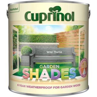 Cuprinol Garden Shades - Wild Thyme 2.5L