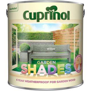 Cuprinol Garden Shades - Willow 2.5L