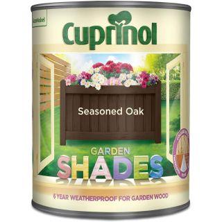 Cuprinol Garden Shades Seasoned Oak 1L