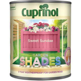 Cuprinol Garden Shades Sweet Sundae 1L