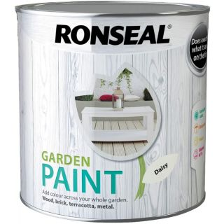 Ronseal Garden Paint - Daisy 2.5L