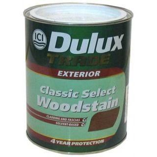 Dulux Trade Classic Select Woodstain – Walnut 1L