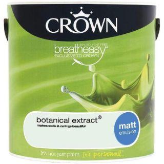 CROWN MATT EMULSION - BOTANICAL EXTRACT 2.5L