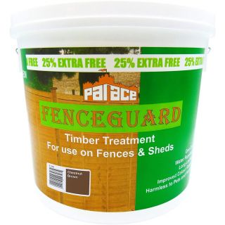 Palace Fenceguard Chestnut Brown 5L