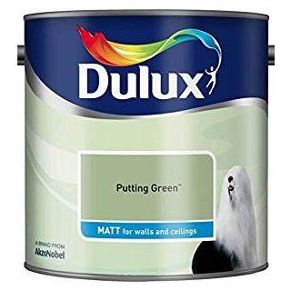 Dulux Putting Green- Matt-2.5L