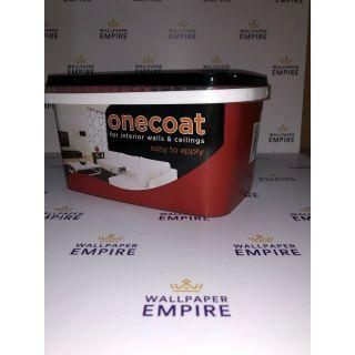 One Coat Matt Emulsion - Red 2.5L