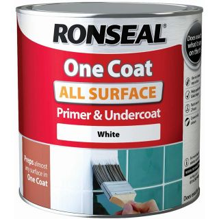 Ronseal One Coat All Surface Primer 2.5L