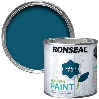 Ronseal Garden Paint Bluebell 750ml