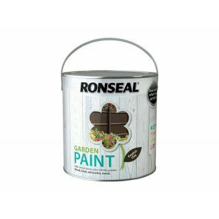 RONSEAL Garden Paint English Oak 2.5L