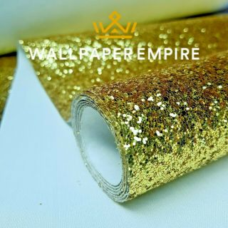 Gold Glitter 54CM Wall covering
